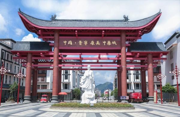 中国·普宁康美中药城